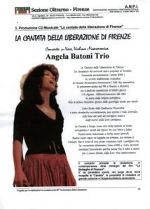 Cantata della liberazione di Firenze